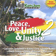 Peace Love Unity & Justice 2 / Various (CD) at Sears.com