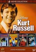 Disney Kurt Russell: 4-Movie Collection (DVD) at Kmart.com