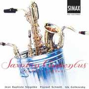 Saxofon Concentus plays Jean Baptists Singl?e, Floren Schmitt, Ida Gotkovsky (CD) at Sears.com