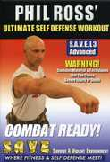 Phil Ross: Ultimate Self Defense Workout - Combat Ready with Phil Ross (DVD) at Kmart.com