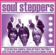 Soul Steppers (CD) at Kmart.com