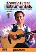 Acoustic Guitar Instrumentals, Vol. 1: Arrangements in Alternate Tunings (DVD) at Kmart.com