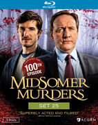 Midsomer Murders Set 25 (3PC)