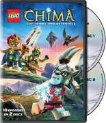 Lego: Legends of Chima: Season 1 - Part 2 (DVD)