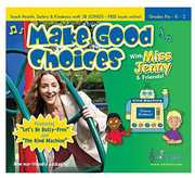 Make Good Choices with Miss Jenny & Friends (CD) at Kmart.com