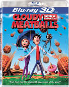 Cloudy with a Chance of Meatballs (3D) (3-D BluRay) at Kmart.com