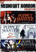 Midnight Horror Collection: Puppet Master (DVD) at Kmart.com