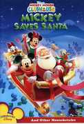 Mickey Mouse Clubhouse: Mickey Saves Santa and Other Mouseketales (DVD) at Kmart.com