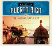 Night in Puerto Rico / Various (CD) at Kmart.com