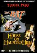 Horror Classics 3: The Bat/House on Haunted Hill (DVD) at Kmart.com