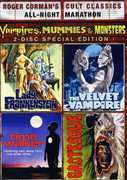 Vampires Mummies & Monsters Collection (DVD) at Kmart.com