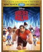Wreck-It Ralph (3-D BluRay + DVD) at Sears.com