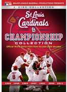 MLB: St. Louis Cardinals Championship Collection (DVD) at Kmart.com