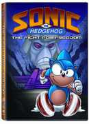 Sonic the Hedgehog: The Fight for Freedom (DVD) at Kmart.com