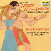 Resphighi: Ancient Airs and Dances; Trittico Botticelliano (CD) at Kmart.com