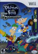 Phineas & Ferb: Across the 2nd Dimension /  Game