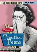 Classic Educational Shorts, Vol. 6: Troubled Teens (DVD) at Kmart.com