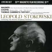 Leopold Stokowski conducts Wagner, Chopin & Thomas Canning (DVD-Audio) at Kmart.com