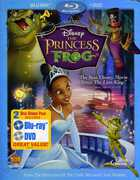 Princess and the Frog (Blu-Ray + DVD) at Kmart.com