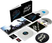 Alive 1997 + Alive 2007 , Daft Punk