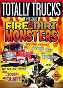 Totally Trucks: Fire & Dirt Monsters (DVD) at Kmart.com