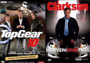 Top Gear: The Complete Season 10/Clarkson: Heaven and Hell (DVD) at Sears.com