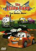 Little Cars in Great Race (DVD) at Sears.com