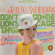 Don't Go in the Lion's Cage Tonight /  Broadway's [Import] , Julie Andrews