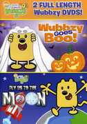 Wow! Wow! Wubbzy!: Wubbzy Goes Boo!/Fly Us to the Moon (DVD) at Sears.com