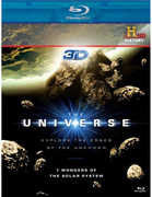 Universe: 7 Wonders of the Solar System 3D , Erik Thompson