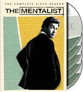 Mentalist: The Complete Sixth Season , Simon Baker