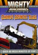 Mighty Machines: Chomp Crunch Tear