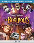 Boxtrolls (2PC) , Elle Fanning