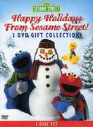 Happy Holidays From Sesame Street! Gift Collection (DVD) at Kmart.com