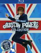 Austin Powers Collection (Blu-Ray) at Kmart.com