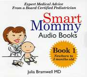 Smart Mommy Audio Book 1   (Newborn to 3 months) (CD) at Kmart.com