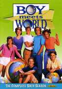 Boy Meets World: The Complete Sixth Season (DVD) at Sears.com