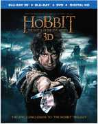 Hobbit 3: The Battle of the Five Armies (3PC)