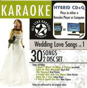 Karaoke: Wedding Songs 1 (2PC) , All Star Karaoke