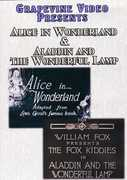 Alice in Wonderland/Aladdin and the Wonderful Lamp (DVD) at Kmart.com