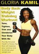 Gloria Kamil: Body Basic Weight Training Workout (DVD) at Kmart.com