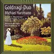 Joseph G. Rheinberger: Pastoral Sonate No. 3, Op. 88; Suite, Op. 149; Friedrich Hermann: Duo brilliant, Op. 12 (CD) at Sears.com