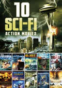 10 Sci-Fi Action Movies (DVD) at Sears.com