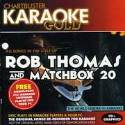 Karaoke Gold: Songs Rob Thomas & Matchbox 20 / Var (CD) at Kmart.com