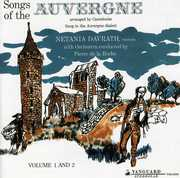Songs of the Auvergne , Harry Pearson