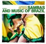 Carnival in Rio - Sambas and Music of Brazil (CD) at Kmart.com