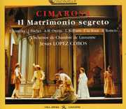 Cimarosa: Il Matrimonio Segreto (CD) at Kmart.com