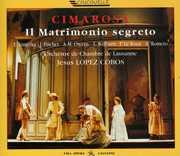 Cimarosa: Il Matrimonio Segreto (CD) at Kmart.com