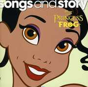 Songs & Story: Princess & the Frog (CD) at Kmart.com