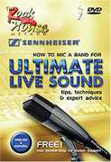 Rock House: How To Mic a Band For Ultimate Live Sound (DVD) at Sears.com